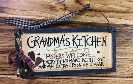 Grandmau0027s Kitchen Signs