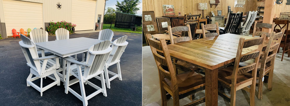 Double D Ranch Country Western Store Amish Furniture